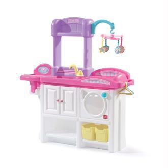 Step 2 Nurserie Pour Poupée Love And Care 80 X 25,4 X 94,6 Cm 847100