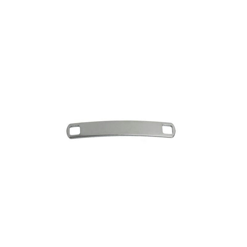 10 connecteurs de bijoux plaque en acier inoxydable. Black Bedroom Furniture Sets. Home Design Ideas