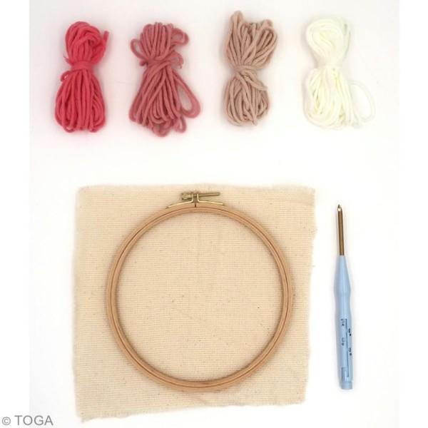 Kit découverte Punch needle - 9 pcs - Photo n°2