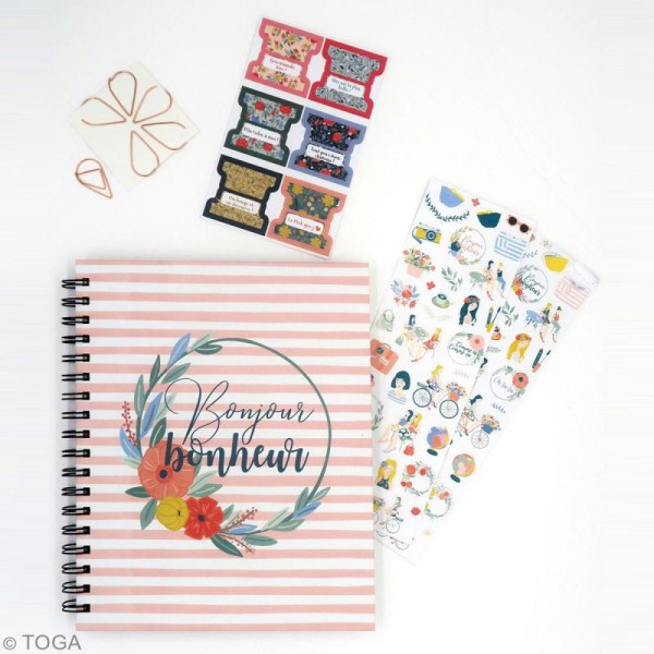 Kit Planner - Mon organiseur Toga - Photo n°2