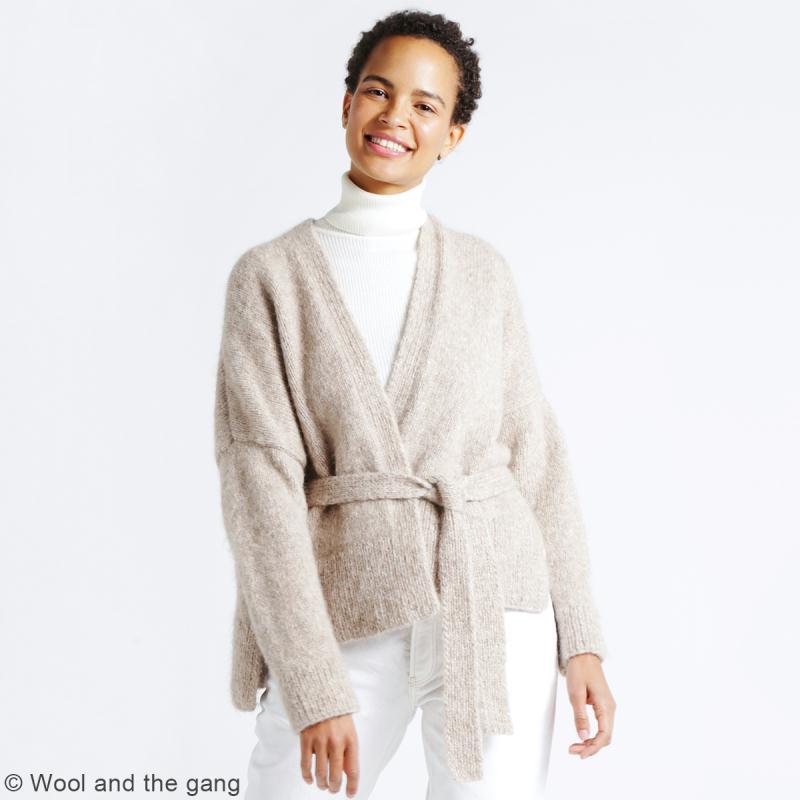 Laine Wool and the Gang - Feeling Good Yarn - 50 g - Photo n°3