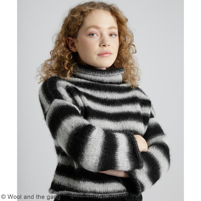 Laine Wool and the Gang - Feeling Good Yarn - 50 g - Photo n°4