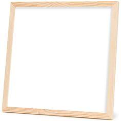 Cadre photo en bois - 30 x 30 cm