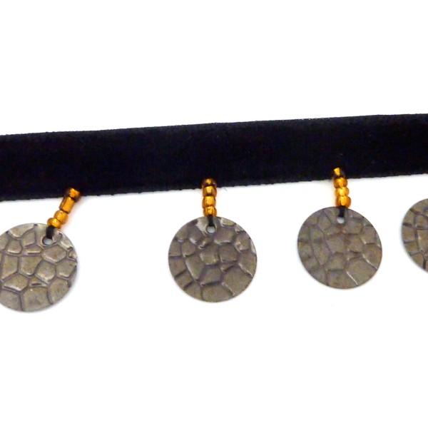 Décoration Suspendu couronne métal Roi Couronne Jardin dekokrone Gartendeko NOUVEAU