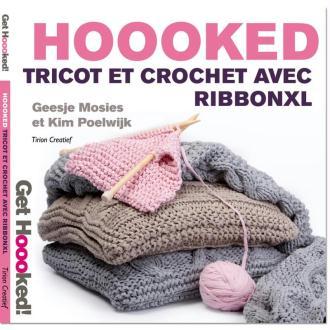 Livre Hoooked en fil Ribbon XL