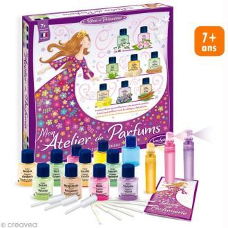 Kit Mon atelier de parfums - Fleurs d'orient