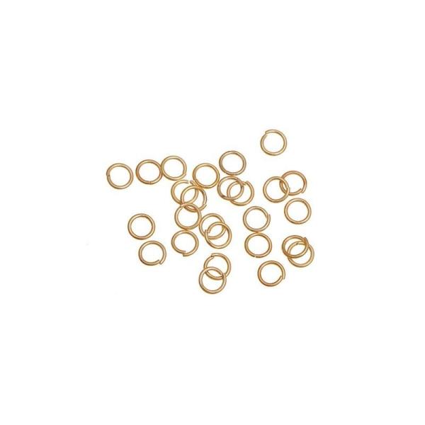 ... 100 Anneaux de jonction Noir 4 mm ouvert 4mm creation bijoux bracelet