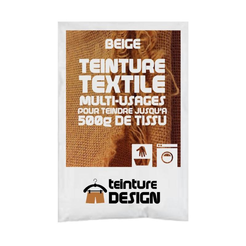 teinture design pour tissu textile v tement coloris beige. Black Bedroom Furniture Sets. Home Design Ideas