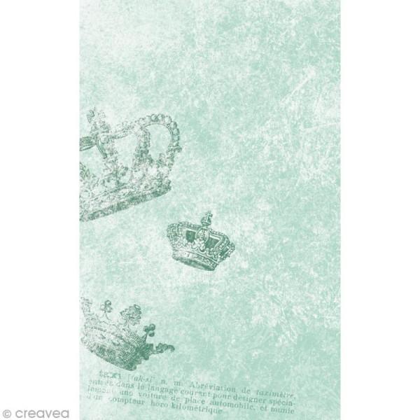 Mini carnet scrapbooking Cities Londres - 7 x 11 cm - 30 feuilles - Photo n°3