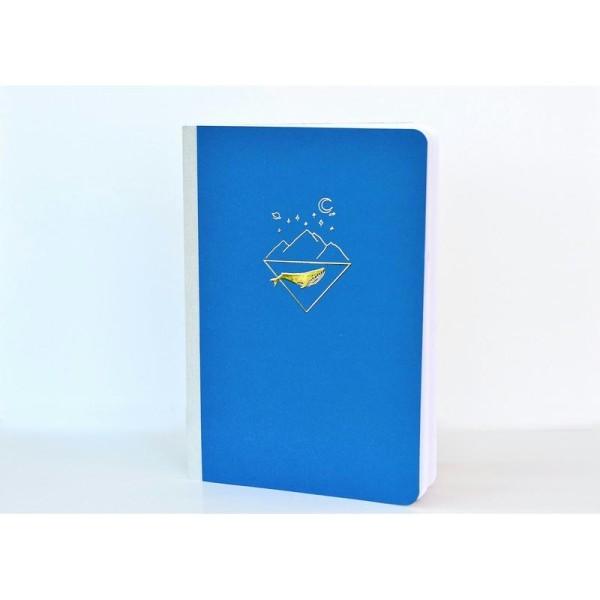 Carnet à point - A5 - 192 pages - Papier blanc ou ivoire - Carnet Bullet journal - Photo n°2