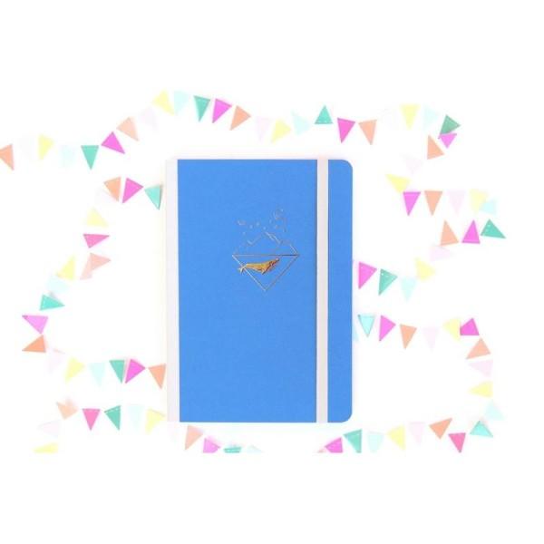 Carnet à point - A5 - 192 pages - Papier blanc ou ivoire - Carnet Bullet journal - Photo n°3