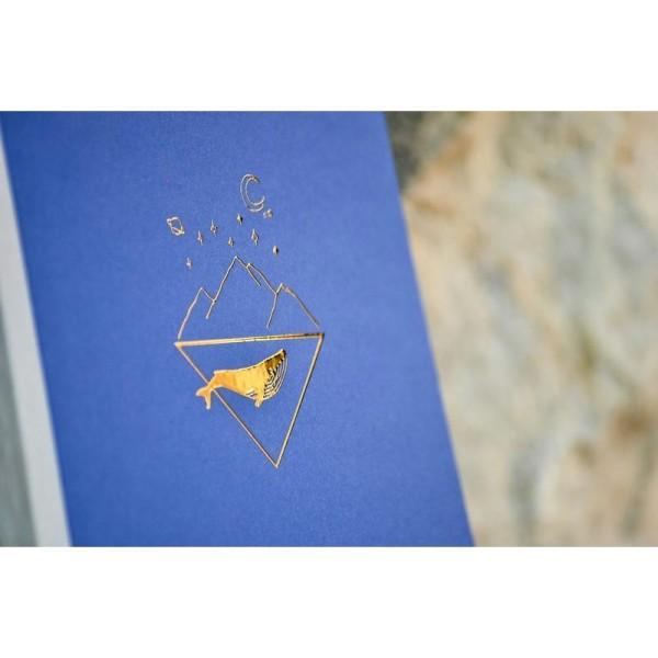 Carnet à point - A5 - 192 pages - Papier blanc ou ivoire - Carnet Bullet journal - Photo n°4