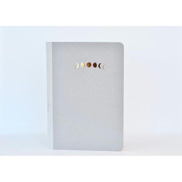 Carnet à point - A5 - 192 pages - Papier ivoire - Carnet Bullet journal - Photo n°1