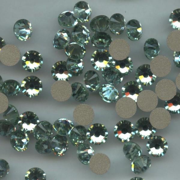 1012 PP24 O *** 50 strass Swarovski fond conique 3,1mm  OLIVINE G