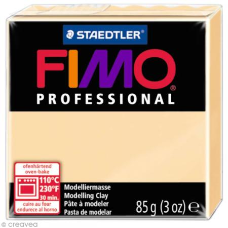 Fimo Professional Champagne 02 - 85 gr - Photo n°1