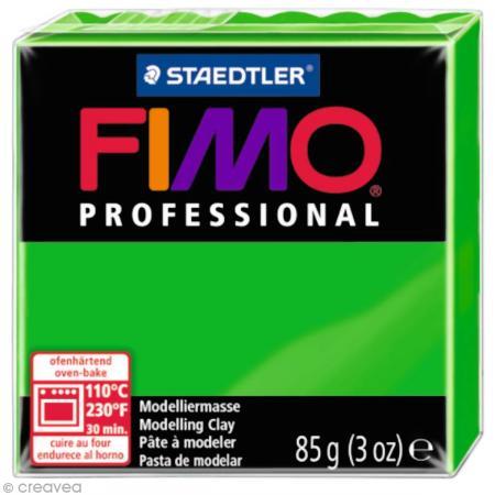 Fimo Professional Vert 5 - 85 gr - Photo n°1