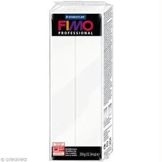 Fimo Professional Blanc 0 - 350 gr