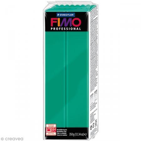 Fimo Professional Vert pur 500 - 350 gr - Photo n°1