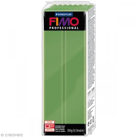 Fimo Professional Vert olive 57 - 350 gr - Photo n°1