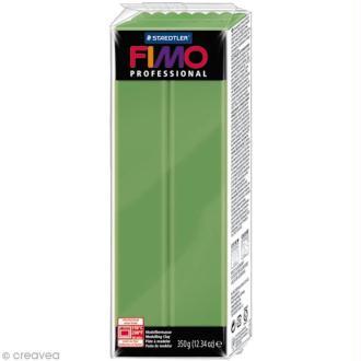 Pâte Fimo Professional Vert olive 57 - 350 gr