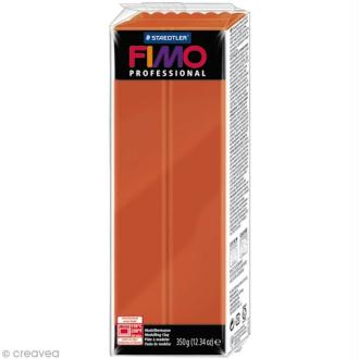 Fimo Professional Marron terracotta 74 - 350 gr