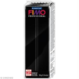 Fimo Professional Noir 9 - 350 gr