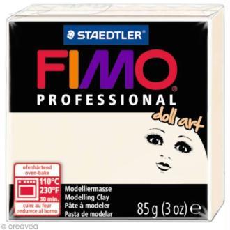 Fimo Professional Doll art - Porcelaine 03 - 85 gr