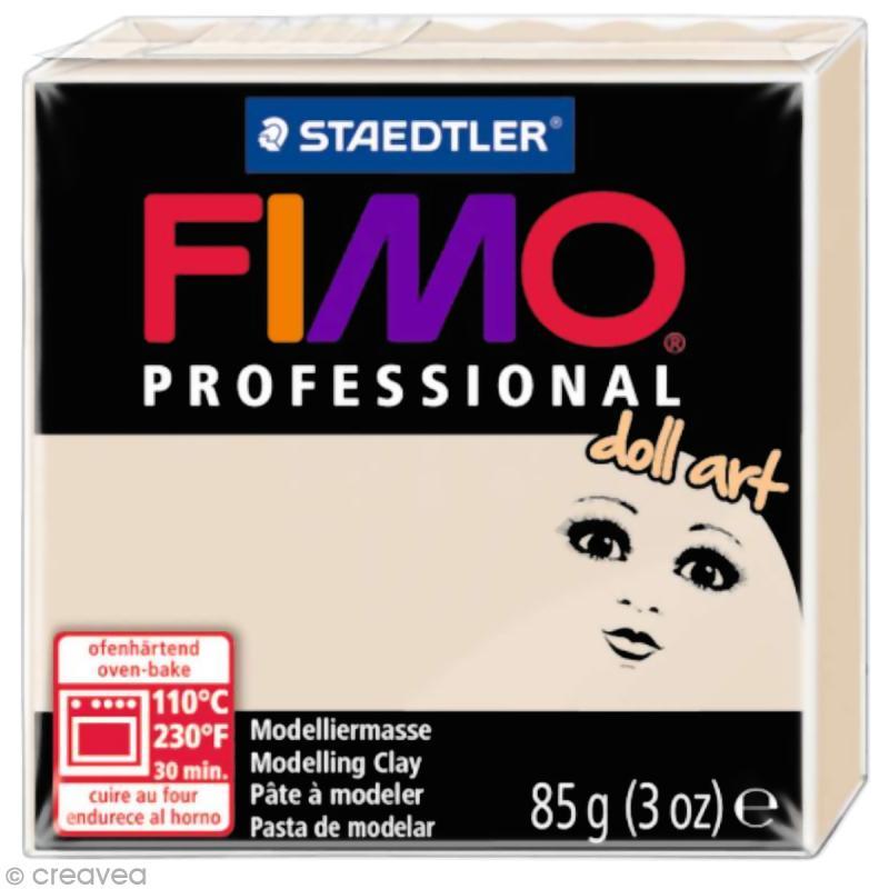 Fimo Professional Doll art - Beige 44 - 85 gr - Photo n°1