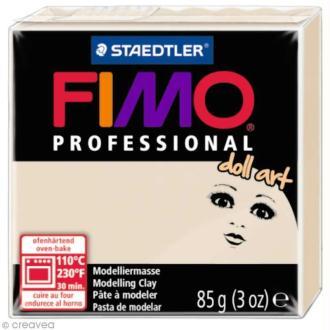 Fimo Professional Doll art - Beige 44 - 85 gr