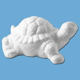 Tortue en polystyrène 13 cm