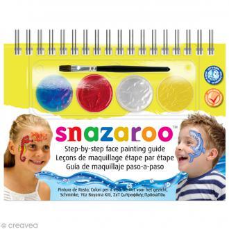 Kit modèle maquillage enfant - Mixte