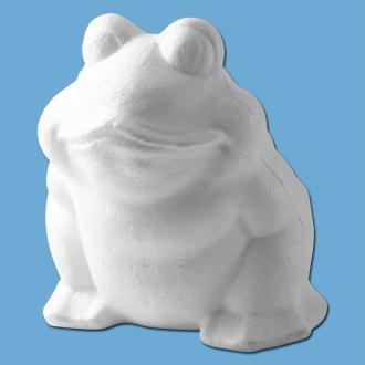 Grenouille en polystyrène 13 cm