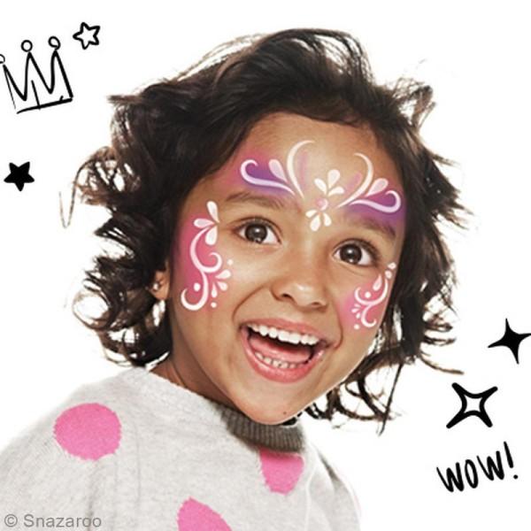 Kit Modele Maquillage Enfant Princesse Kit Maquillage Enfant Creavea