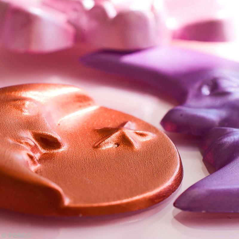 Kit de peinture Acrylcolor - 6 x 20 ml - Photo n°5
