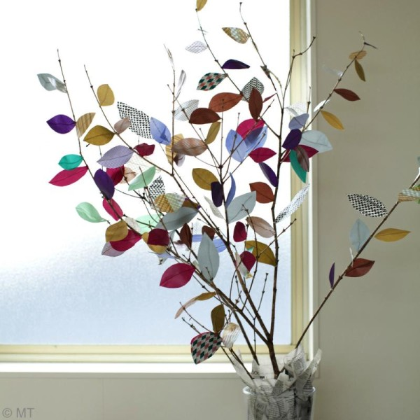 Masking Tape - Rose - Fleurs de cerisier - 15 mm x 10 m - Photo n°3