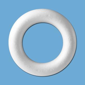 Anneau en polystyrène diam 15 cm