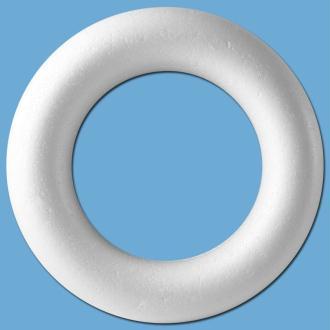 Anneau en polystyrène diam 25 cm