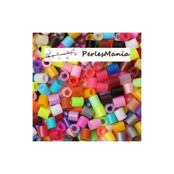 S1175036 PAX 1000 perles à repasser Multicolore - Photo n°1