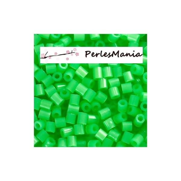 S1175045 PAX 1000 perles à repasser Vert Flashy - Photo n°1