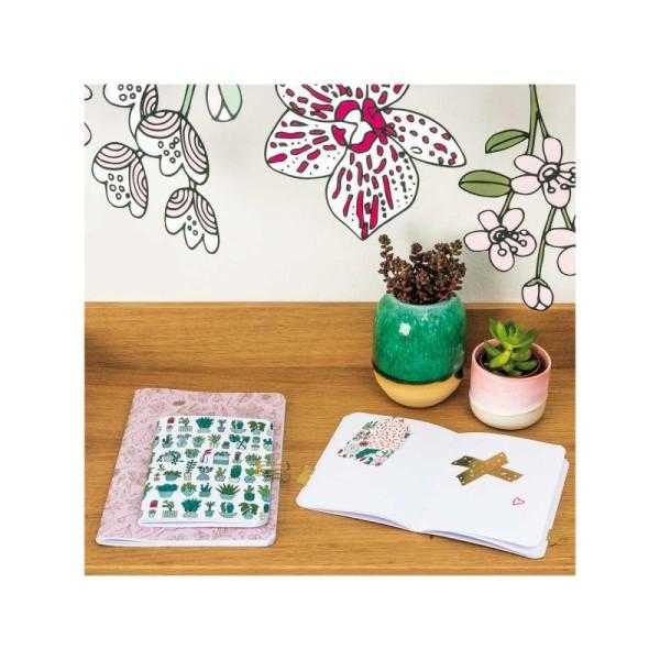 2 Petits Carnets 10.5x14 cm Paper Poetry - HYGGE - Photo n°2