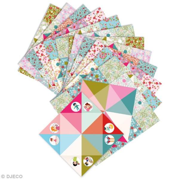 Djeco Petits cadeaux -Origami - Cocottes / Salières à gages - Photo n°2