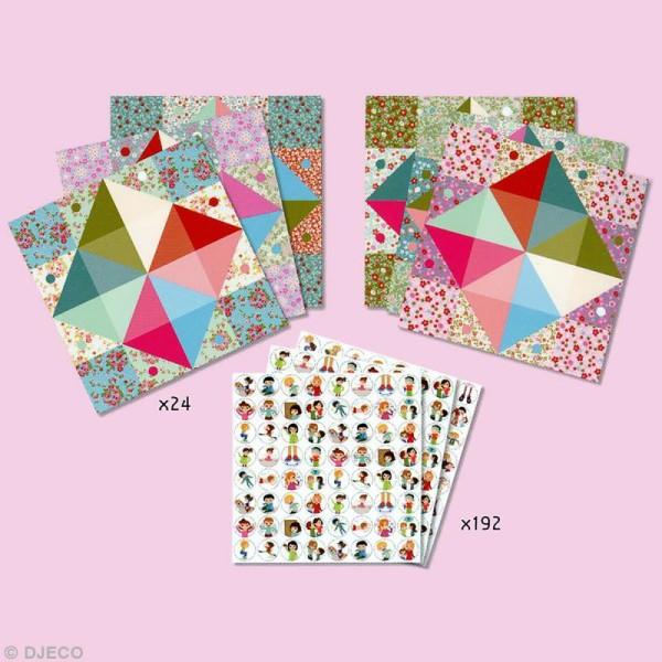 Djeco Petits cadeaux -Origami - Cocottes / Salières à gages - Photo n°3