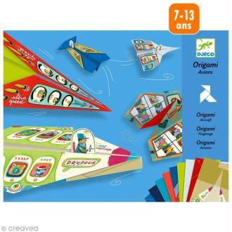Djeco Petits cadeaux - Origami - Avions
