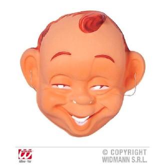 6 Masques bébé souriant