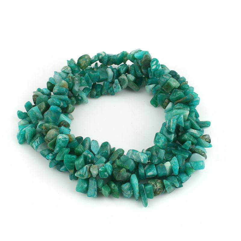 20 perles en amazonite irr guli re vert paon cr ation bijoux sc0107945 perle pierre creavea. Black Bedroom Furniture Sets. Home Design Ideas