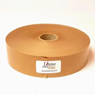 Bande de Kraft Gommé Brun Uni 36mm x 200m