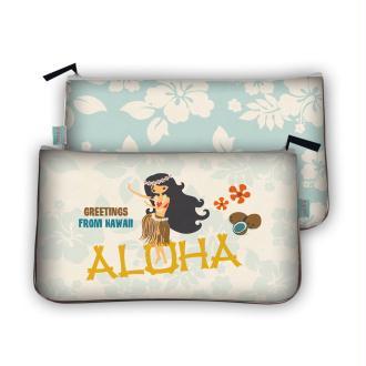 Porte-monnaie MISTERATOMIC Aloha 12x8cm