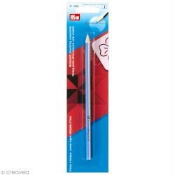 Crayon couture gris 17 cm