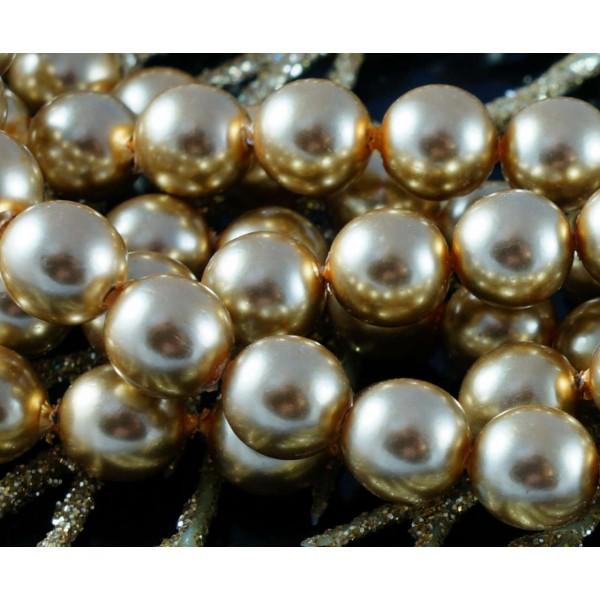TCHÈQUE PERLES DE VERRE ~ 50 x 8 mm Aqua Ovale Perles