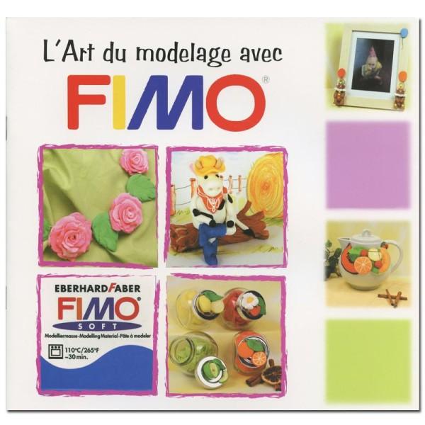 Livre L'art du modelage avec Fimo - Photo n°1
